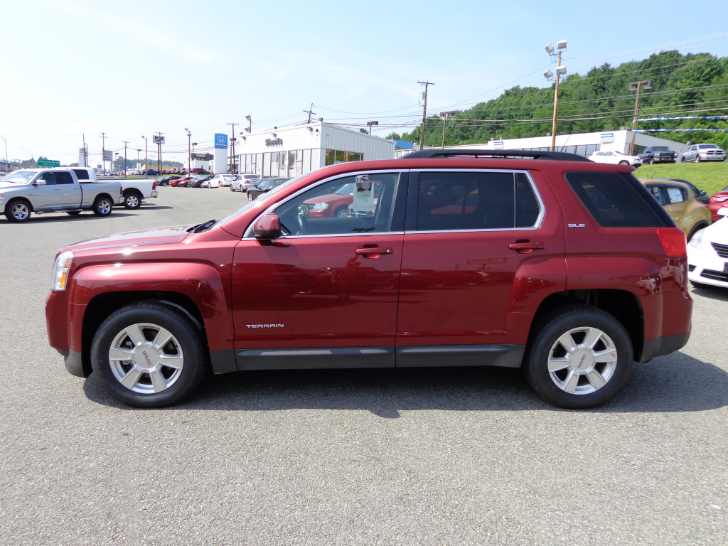 in sport utility gmc denali owned terrain awd parkersburg terrian used pre inventory