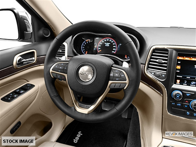2014 Jeep Grand Cherokee Limited 4x4 SUV  The Credit Judge