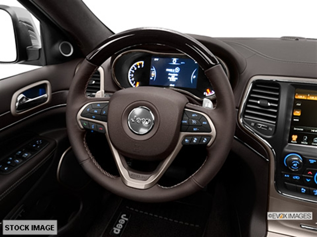 ... Interior 1 2014 Jeep Grand Cherokee Summit 4x4 SUV