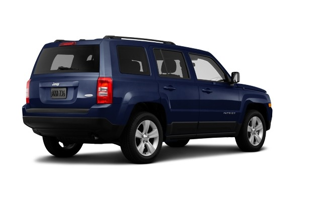 2014 jeep patriot latitude 4 4 suv exterior 2 2014 jeep patriot. Cars Review. Best American Auto & Cars Review