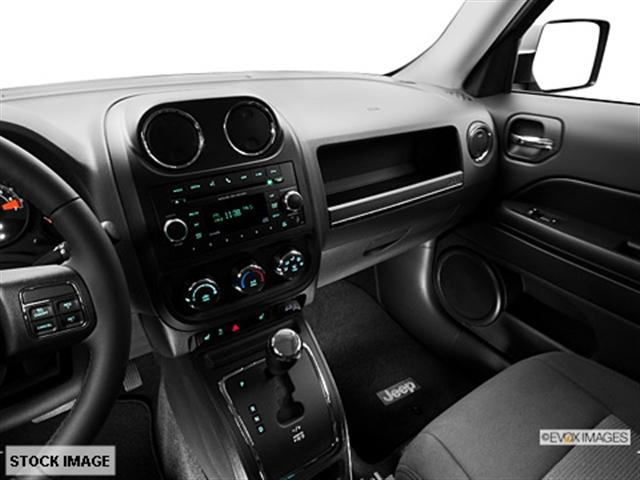 Interior Pictures of 2014 Jeep Patriot 2014 Jeep Patriot Latitude