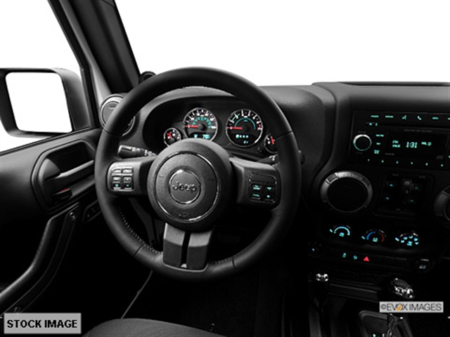 Jeep Wrangler Dealership >> 2014 Jeep Wrangler Unlimited Sport SUV