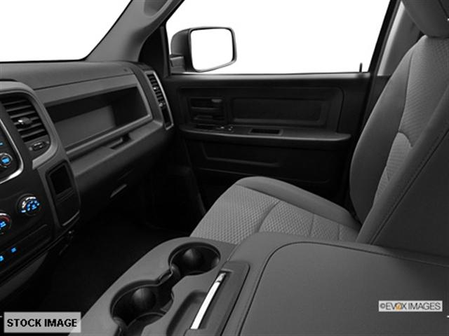 interior 2 2014 ram 1500 tradesmanexpress truck quad cab - 2014 Dodge Ram Express Interior