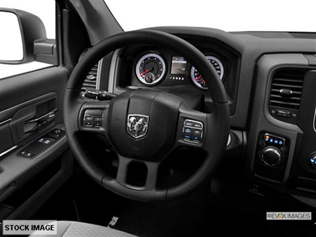 2014 Ram 1500 TradesmanExpress Truck Regular Cab  The Credit